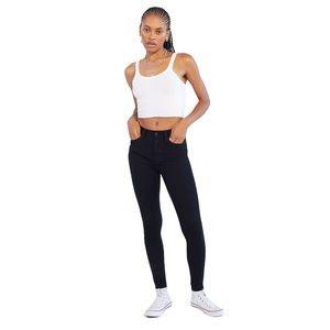 BDG Black Twig High-Waisted Skinny Jeans